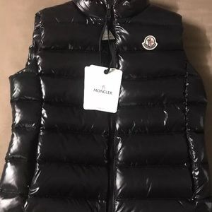Authentic Moncler Ghany Down Vest